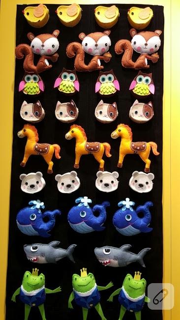 minik-kece-hayvan-figurler