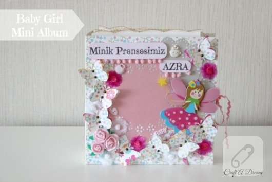 scrapbook-bebek-ani-albumu