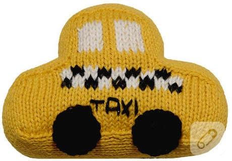 orgu-oyuncak-araba-amigurumi-sari-taksi