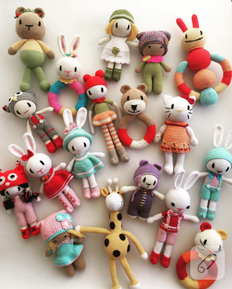 amigurumi-orgu-oyuncaklar-9