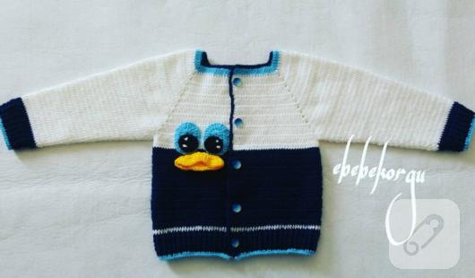 donald-duck-temali-orgu-bebek-hirkasi