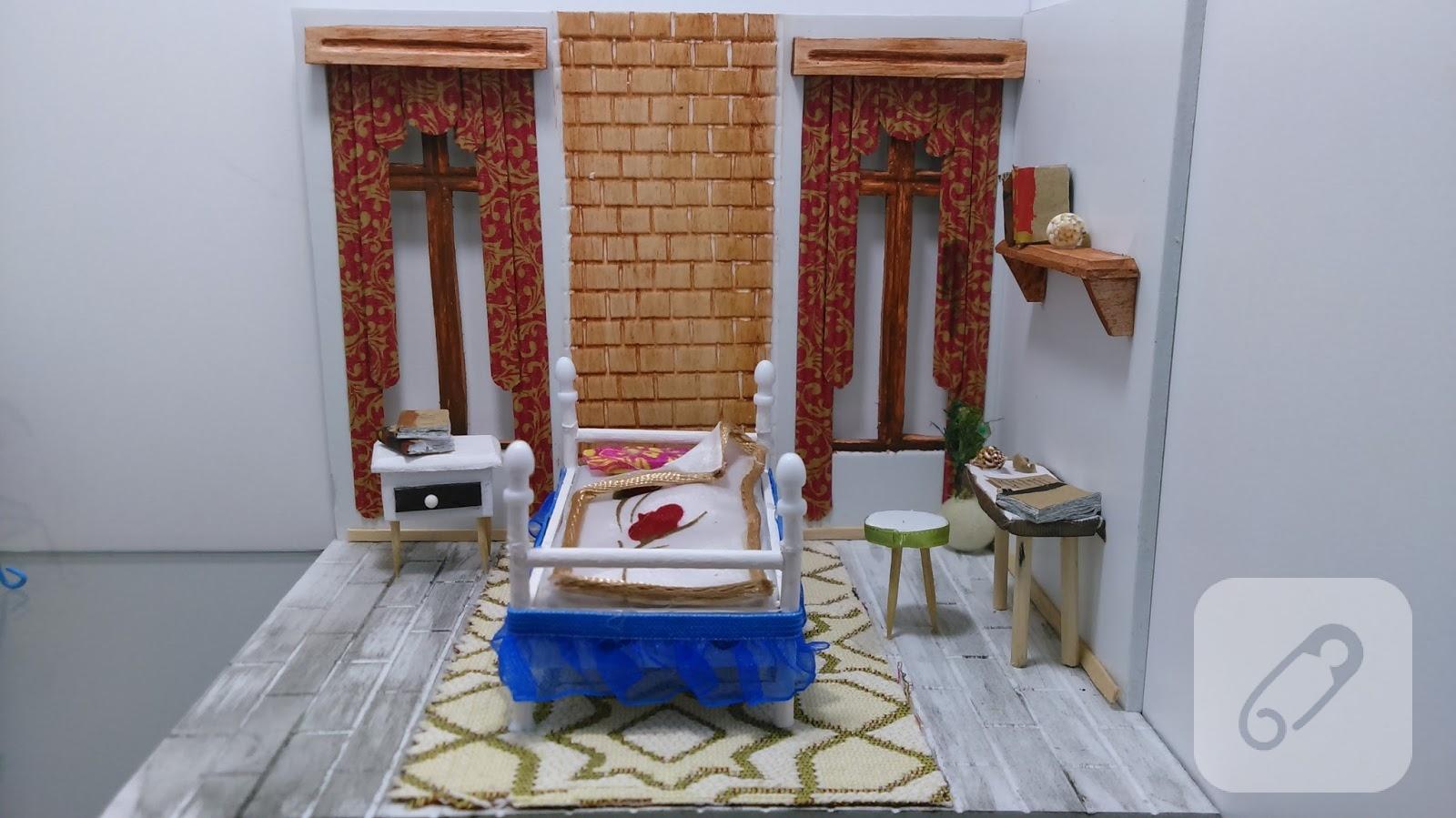 minyatur-yatak-odasi