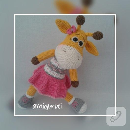 amigurumi-oyuncaklar-orgu-zurafa-modeli