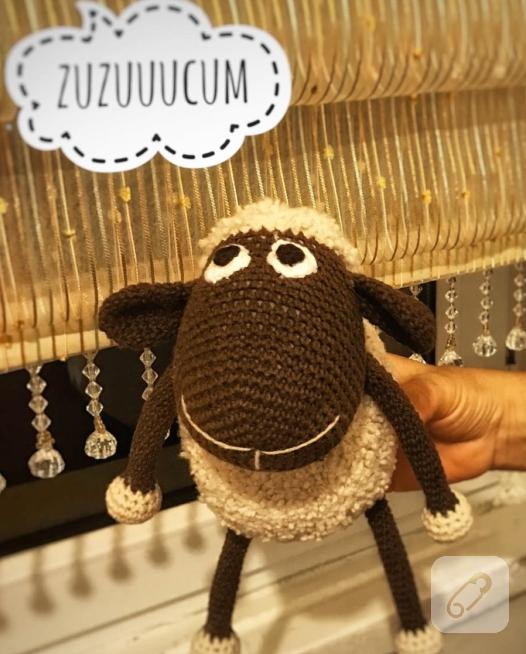 UYKU ARKADAŞI ( Kuzu battaniye , Amigurumi battaniye,Tığ işi kolay ... | 654x526