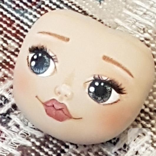 Kumaş Boyama Bez Bebek Yüzü 10marifetorg