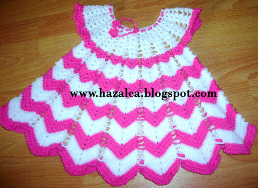 Amigurumi Bebek Elbise Yapımı | Baby knitting patterns, Bebekler ... | 387x530
