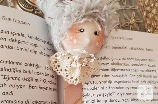 Kişiye Özel Amigurumi Sevimli Kedicik Bardak Altlığı & Kitap ... | 350x530