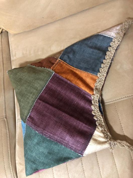 Tasarım renkli kol çantası