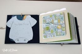 Video: Küçük Prens temalı scrapbook anı albümü
