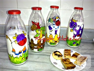 Süt şişesi 10marifetorg
