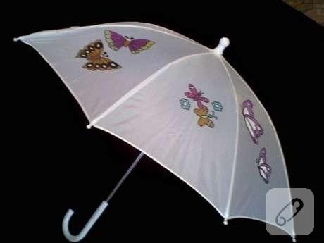 şemsiye Boyama 10marifetorg