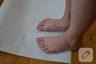 Örgüden biblo ayak yapımı - YouTube | 214x320