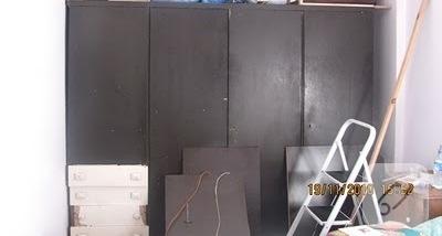 Duvar Kagidiyla Gardrop Yenileme 10marifet Org