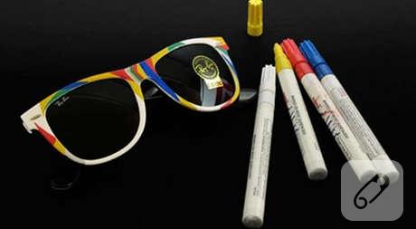 Gözlük Boyama 10marifetorg