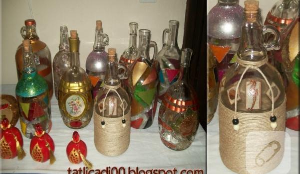 şarap şişe