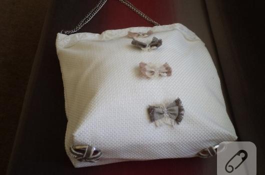 el yapımı çanta