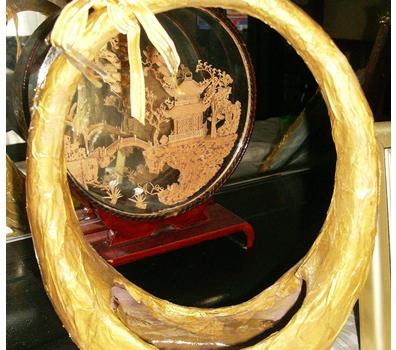 seramik boyama
