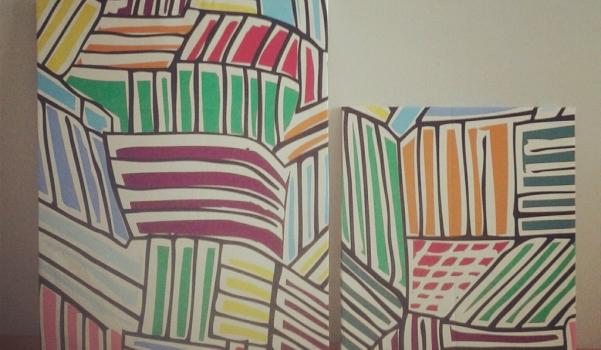 diy duvar süsü IKEA.1
