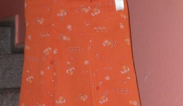 turuncu etek 2