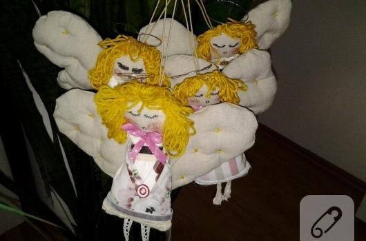 Kumaş melekler