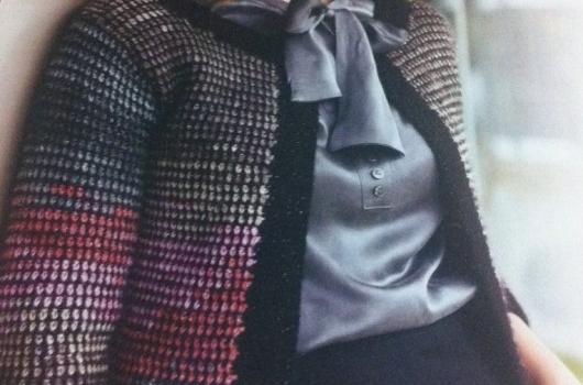 Sık iğne ceket