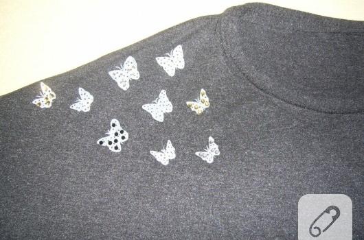 bluz süsleme