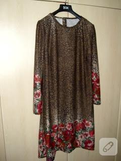 Çan penye elbise