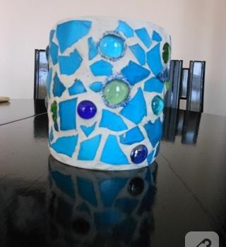 mozaik kalemlik