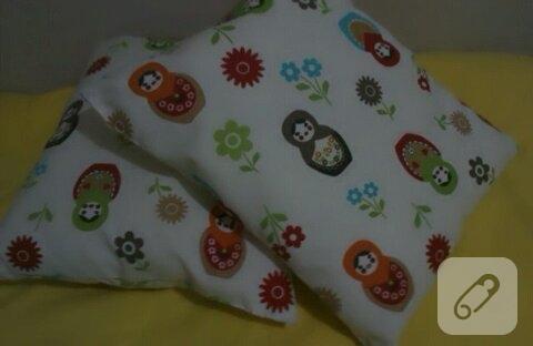 Matruşkalı yastıklar