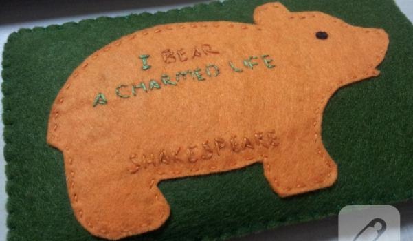 i bear a charmed life - William Shakespeare - i feel felt