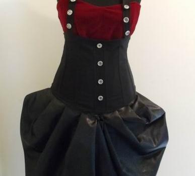 Steampunk kostüm