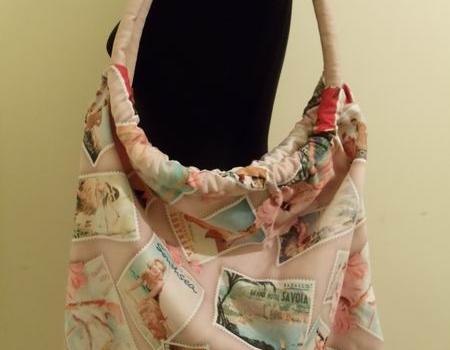 pop art çanta