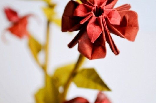 origami-ornekleri-Origami_bonsai_1