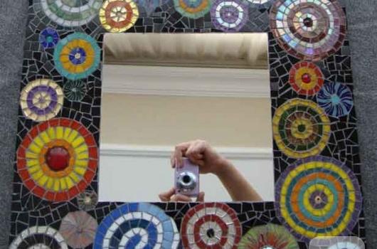 mozaik-ayna