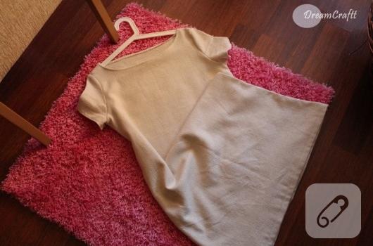 krem-rengi-elbise-modelleri