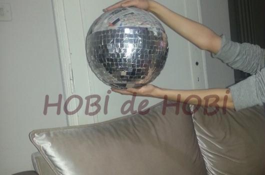 disko-topu-yapimi