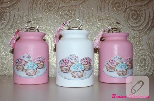 cupcake-dekupajli-cam-kavanozlar