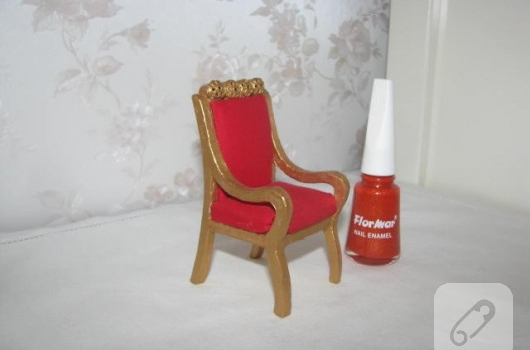 minyatur-koltuk