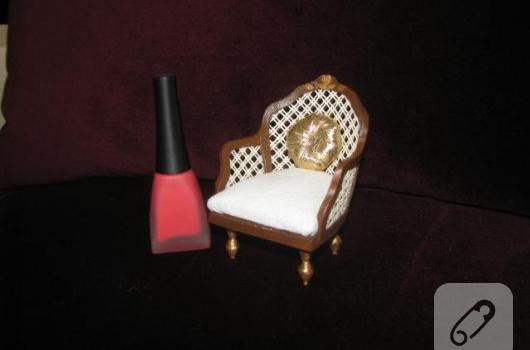 minyatur-koltuk-modeli