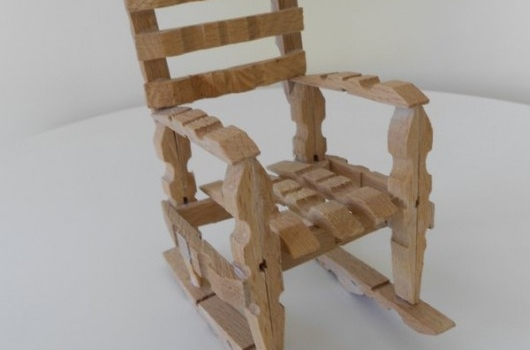 minyatur-ahsap-sandalye