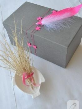 pembe-yildizlarla-hediye-kutusu-susleme