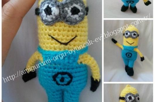 Amigurumi Anahtarlık : Anahtarlık yapımı amigurumi ahtapot crochet amigurumi octopus