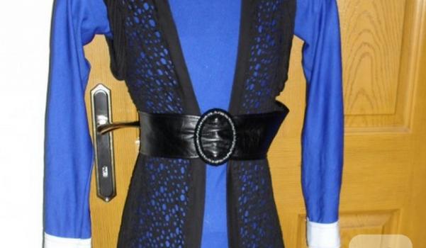 saks-mavisi-uzun-elbise-3