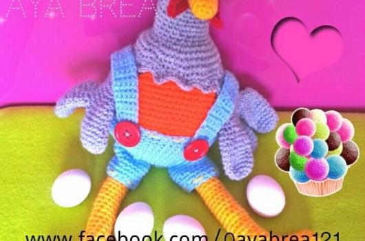 amigurumi-tavuk-orgu-oyuncaklar