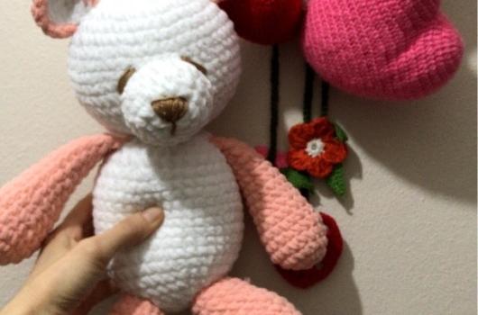 Aydın içindeki Tasmali kedi amigurumi örgü oyuncak satıldı - letgo | 350x530