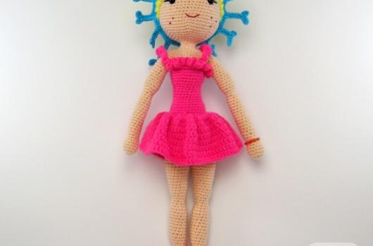 amigurumi-bebek-orgu-balerin-oyuncak