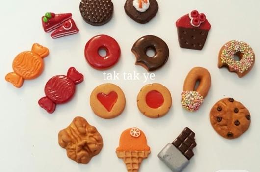 polimer-kilden-minyatur-yiyecekler