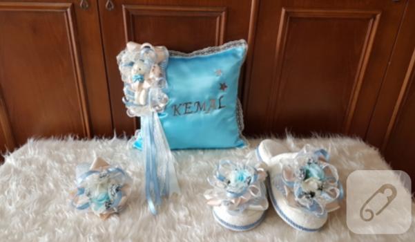 mavi-anne-bebek-lohusa-seti