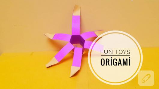 origami-helikopter-yapimi