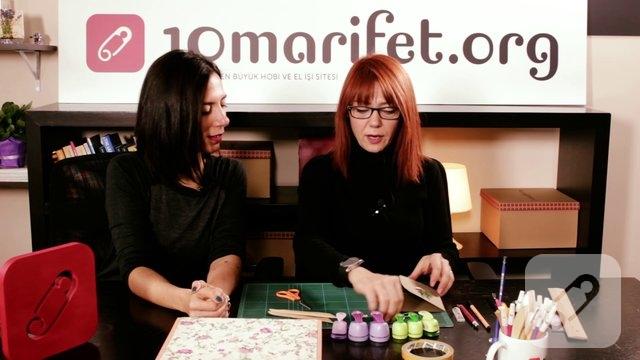 Video: Hediye kartı yapımı